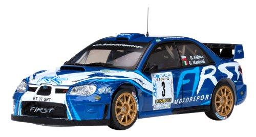サンスター 1/18 スバル インプレッサ WRC 2012 #3 完成品 B00F94S1DU