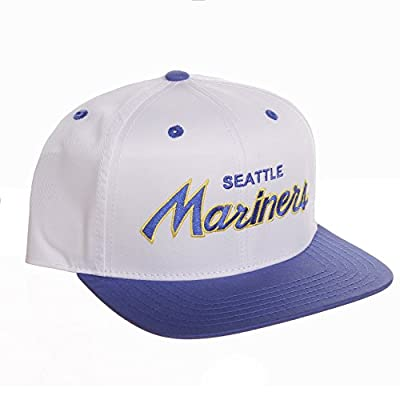Seattle Mariners NEW Authentic Cap Snapback Hat