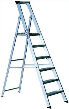 Advanced Industrial Youngman 1,2 Metre aluminio escalera plataforma 6 peldaños [unidades 1] – -: Amazon.es: Bricolaje y herramientas