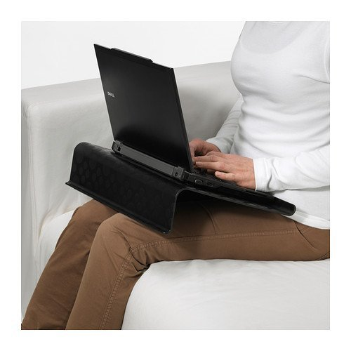 (Ikea Laptop Support, Black)