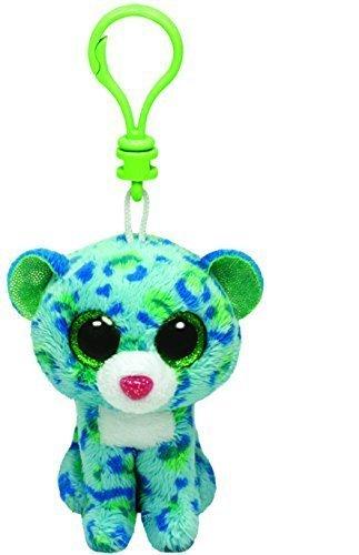TY Beanie Boo Key Clip Leopard Leona by  - Leona Leopard Shopping Results