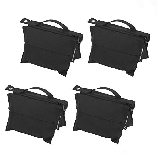 (Photography Sand Bag Professional Saddle Weight Bag Photo Video Studio Stand, Without Sand (4)