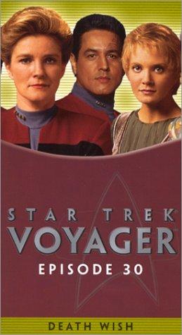 Star Trek - Voyager, Episode 30: Death Wish [VHS] by Paramount