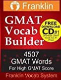 Franklin GMAT Vocab Builder : 4507 GMAT Words for High GMAT Score: Free Download CD #1 of 22 CDs of GMAT Vocabulary (Paperback)--by Franklin Vocab System