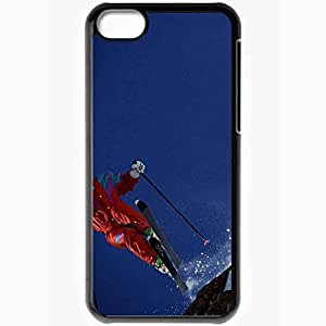 Personalized iPhone 5C Cell phone Case/Cover Skin 2122 1 Black