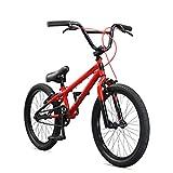 Mongoose Legion LSX Freestyle BMX Bike for Kids, Featuring Hi-Ten...