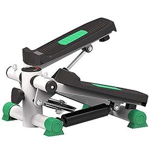 NILINLEI Mini Stepper Fitness Stepper, Portable Arm Home Pedal,Home Trainer, Exerciser Gym Fitness Leg Cardio Training…