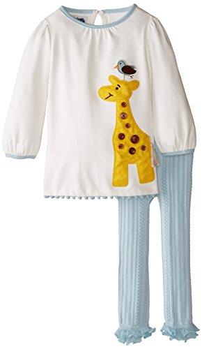 Mud Pie Little Giraffe Legging