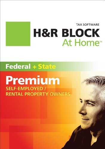 H&R Block At Home Premium + State 2011 Mac [Download] by H&R Block