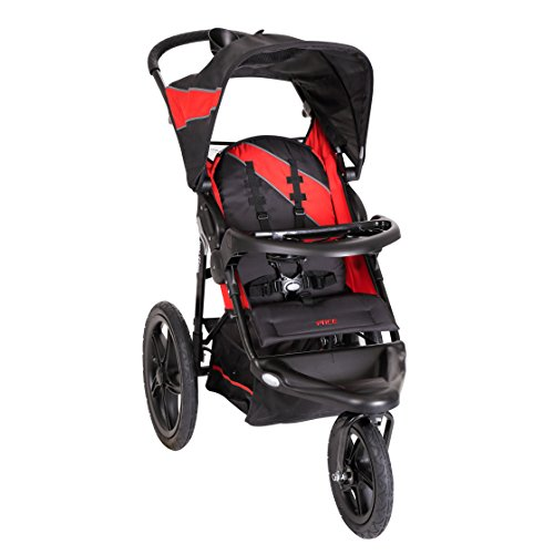 Baby Trend Xcel Jogging Stroller, Picante by Baby Trend
