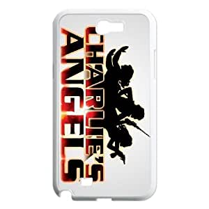 Charlie's Angels Samsung Galaxy N2 7100 Cell Phone Case White E0597230 by ruishername