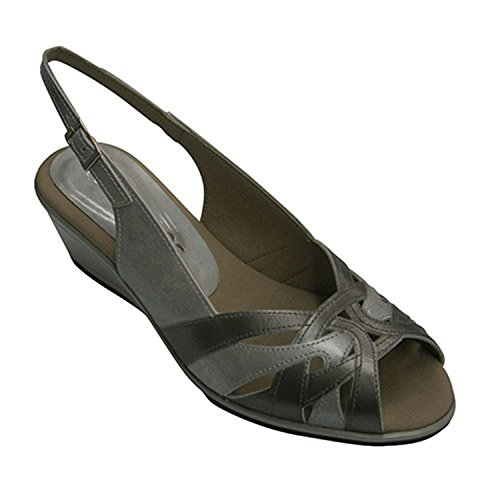 Simulando Metallo Sandalo Angolo Bande Alte Donna Pitillos fqRnBRgw