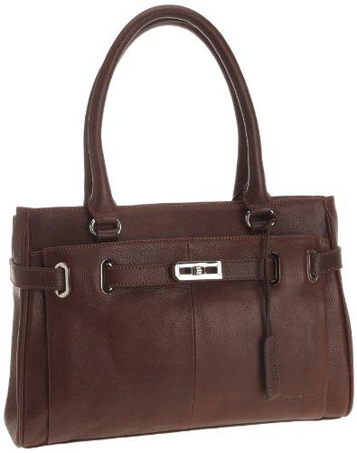 La Bagagerie Women's Bagagerie Chocolat Women's La La Bagagerie Handbag Chocolat Handbag Diane Diane IqtwxaER