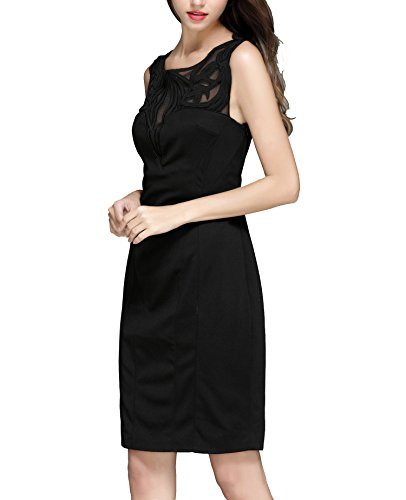 Supply Europe and America Explosion Models Evening Dresses Fashion Fishtail Evening Dress Temperament Dress Dress,Black,S by super-dresses