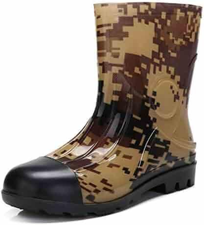 ed47d7d9f8fa8 Shopping Yellow or Gold - Rain Footwear - Outdoor - Shoes - Men ...