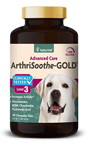 NaturVet  ArthriSoothe-Gold Level