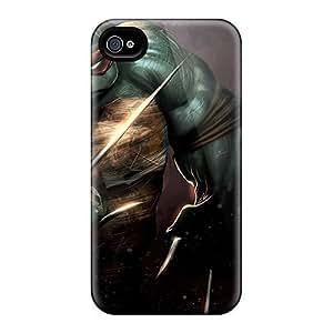 diy zhengFor Iphone Case, High Quality Raphael Teenage Mutant Ninja Turtles For iphone 5c// Cover Cases