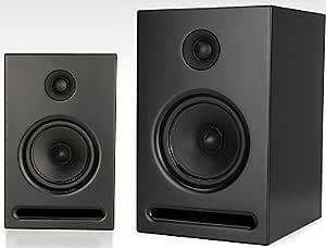 Epos K1 Speakers, Black (Pair)