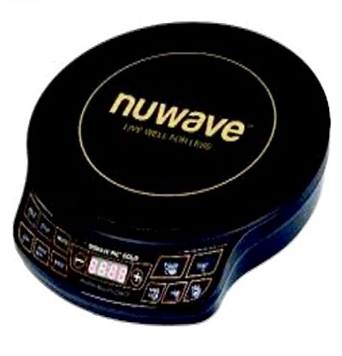 Nuwave Pic Gold Model 30201 1500w Portable Precision Inducti