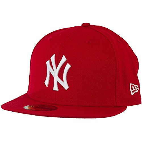 c13ceaa3c6725 hot sale New Era MLB Basic NY Yankees 59 Fifty Fitted - Gorra para hombres