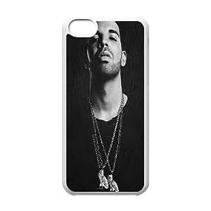Unique Phone Case Design 6Rap Rap Singer Drake Pattern- For Iphone 5c