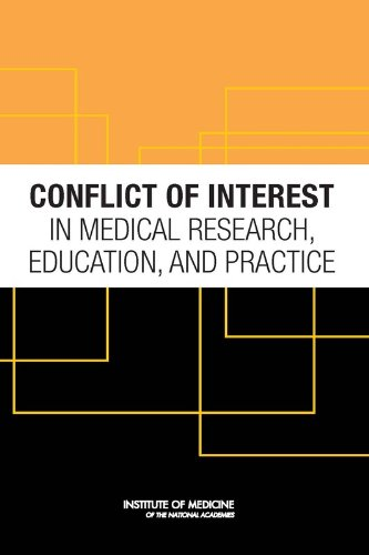 Conflict of Interest in Medical Research, Education, and Practice Pdf