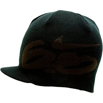 09d1a8cd10040 Nike 6.0 Visor Logo Beanie Hat: Amazon.co.uk: Sports & Outdoors