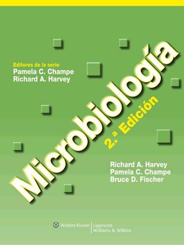 Microbiologa (Lippincott Illustrated Reviews Series) (Spanish Edition)