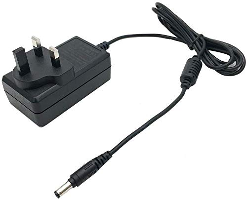 Battery Power Plug Charger for Shark Duo Clean IF130UKTH Cleaner 800mA DC28.8V