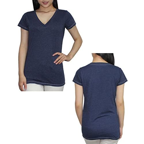 (Pack of 4) Womens Athletic Yoga & Casual Workout Exercise T-Shirt