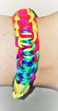 (Tie Dye Hookah Anklet)