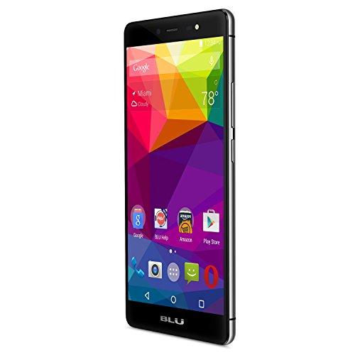 BLU Life Unlocked Smartphone Black product image