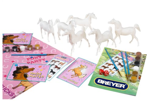 Breyer Horses: Horse Fun Party Pack
