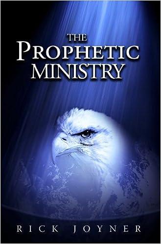 the prophetic ministry rick joyner 9781929371884 amazon com books