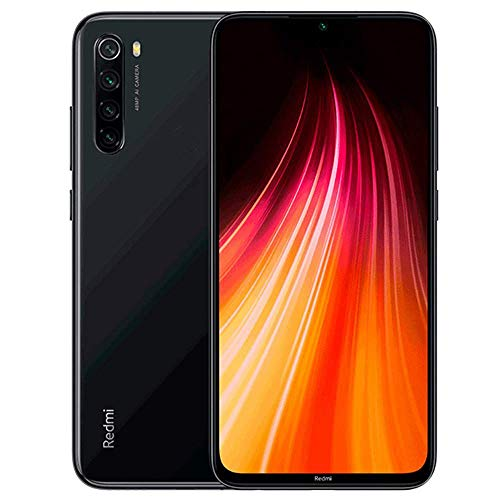 Xiaomi Redmi Note 8 128GB 4GB RAM 48MP Factory Unlocked Global Version Dual SIM Smartphone (Space Black) thumbnail