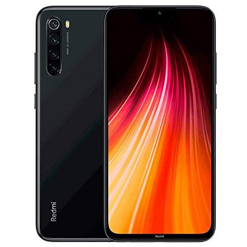 Xiaomi Redmi Note 8 128GB 4GB RAM 48MP Factory Unlocked Global Version Dual SIM Smartphone (Space Black) thumbnail