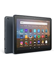 """All-new Fire HD 8 Plus tablet, HD display, 32 GB, our best 8"""" tablet for portable entertainment, Slate"""
