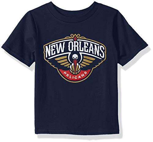 "NBA by Outerstuff NBA Kids & Youth Boys ""Primary Logo"" Short Sleeve Basic Tee – DiZiSports Store"