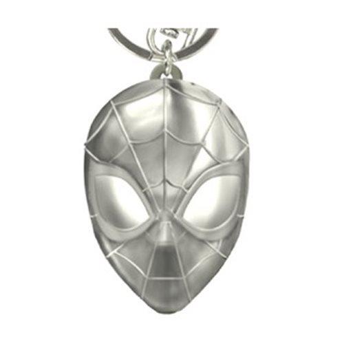 DC Boys Marvel's New Spider-Man Head Key Ring