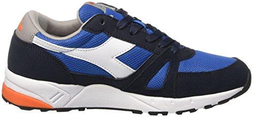 Blu a Diadora Profondo Micro Unisex Blu Collo Sneaker 90 Basso Adulto Run Blu qtxAtrz