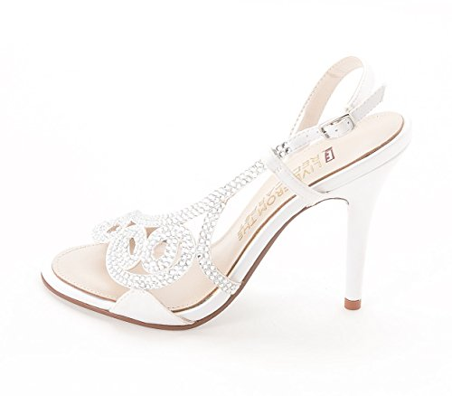 Slingback Satin Toe E Live White Pumps Yanni Carpet From Red Classic Open Womens The wz6UOwgq