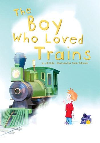 The Boy Who Loved Trains (Read-It! Readers) (Christmas Loved Boy Who The)