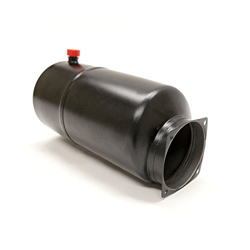 Round Metal Hydraulic Reservoir (6 Quart) (To insure proper fit check dimensions in image at left.)
