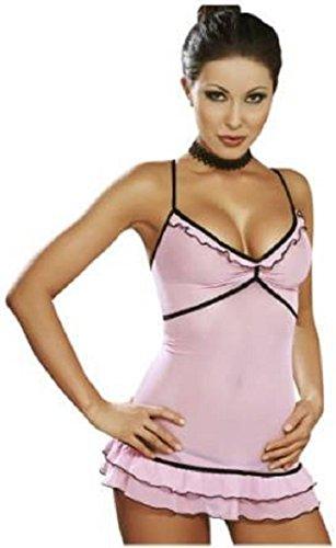 Irall Melody camicia, Babydoll, colore: rosa