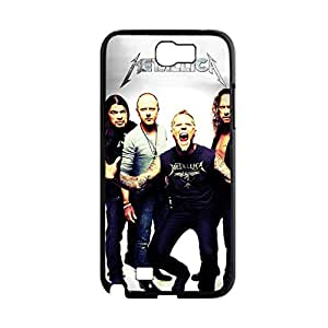 Generic Tpu High Quality Phone Case For Women With Metallica For Samsung Galaxy Note2 N7100 Choose Design 3