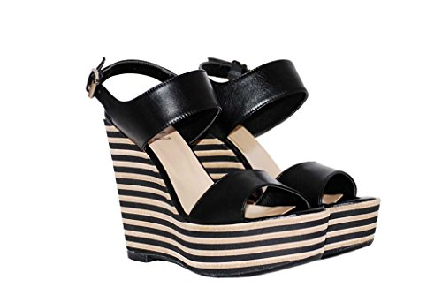 Sandali donna in pelle per l'estate scarpe RIPA shoes made in Italy - 05-34700
