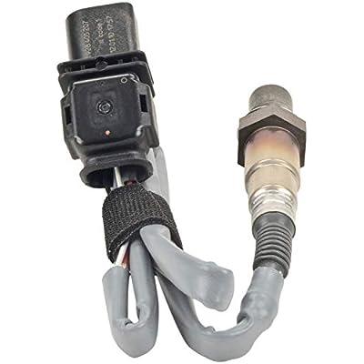 Bosch 17196 Oxygen Sensor, Original Equipment (Ford, Lincoln): Automotive