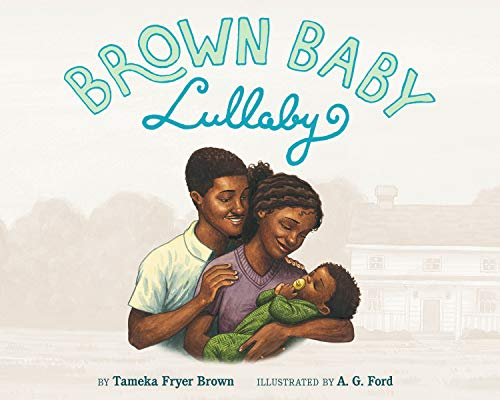 Book Cover: Brown Baby Lullaby