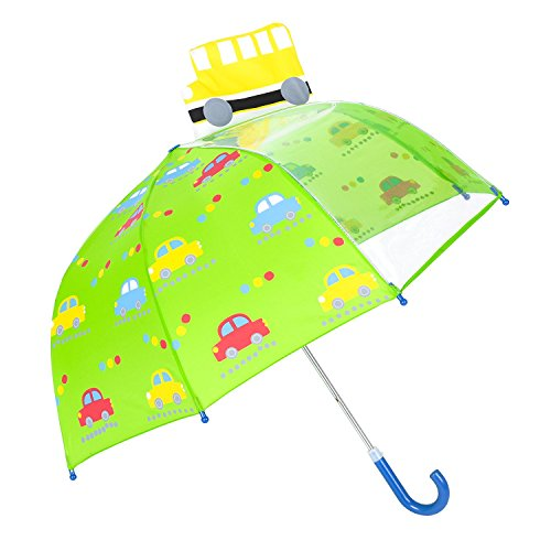 Rainbrace Umbrella Kids Fashion Childrens Dome Rain Umbre...