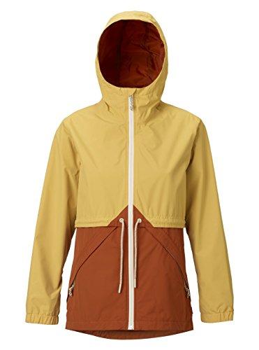 Burton Women's Narraway Jacket, Ochre/Ginger, (Burton Women Snowboard Jacket)